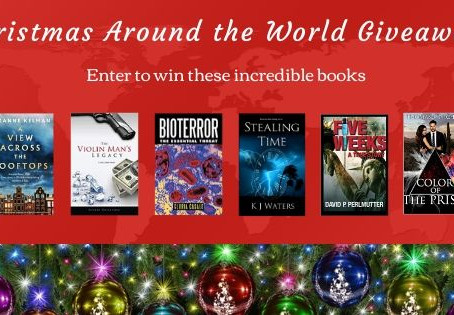 Christmas Around the World #Giveaway! Win 6 Incredible Books!