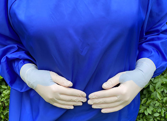 Long Sleeve Gown (thumb holes)
