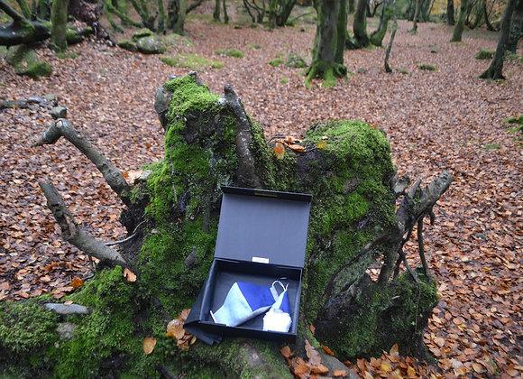CONTAE Busca Beag - Linen Mask +Nosey Parker (1) Box