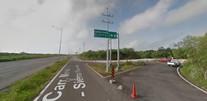 Entrada desde carretera Progreso