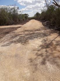 Calle de acceso 1