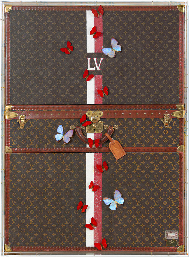 LOUIS VUITTON (Rouge & Blanc), 2019