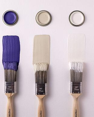 Farrow & Ball, Saint Etienne, Illusionist Concept Store, vente peinture,couleur, pigment, pinceau, pot échantillon
