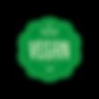 Badge végétalien 3