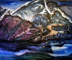 watercolor, 1995