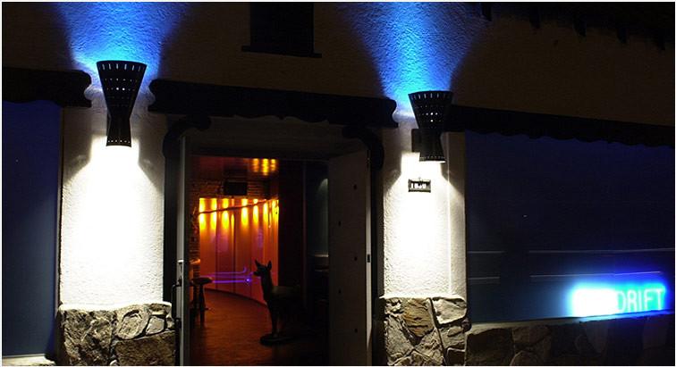 Acrylic, LED, wall combo