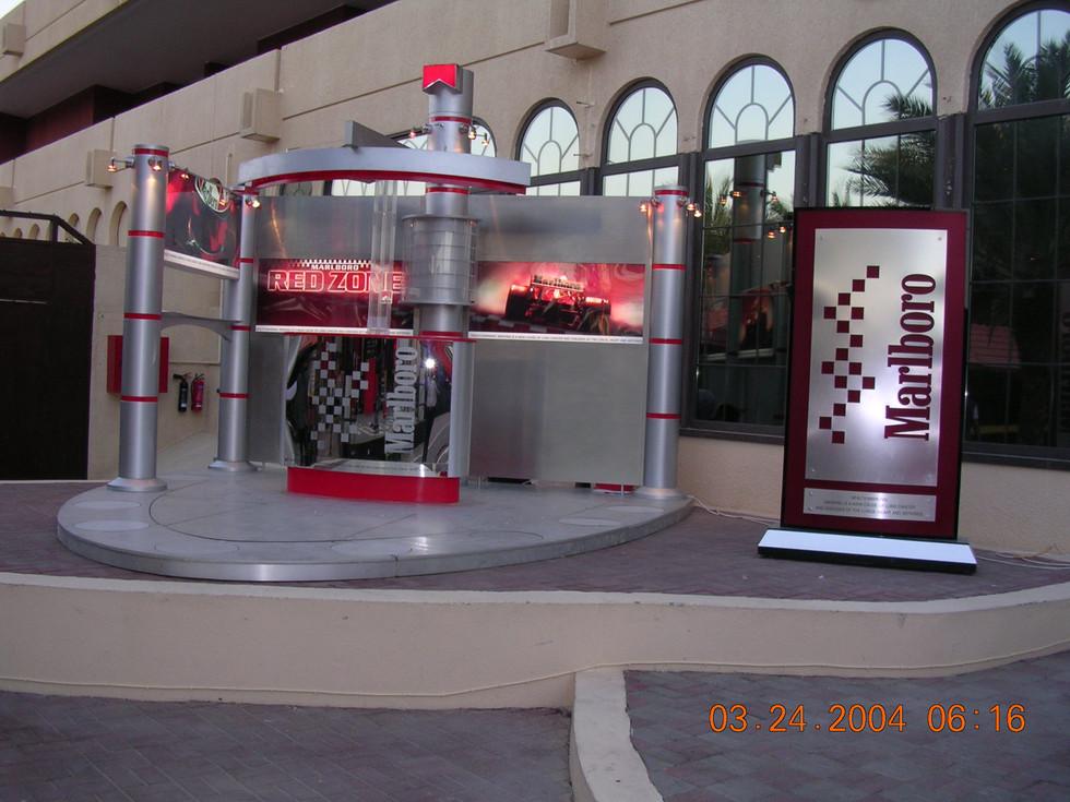 Marlboro Kiosk 12