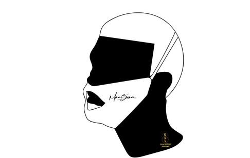 Beard Durag merchandise design 2