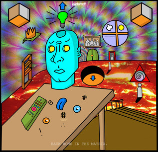 Back In The Matrix 2.0 illustration