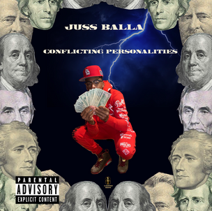 Conflicted Personalities front cover