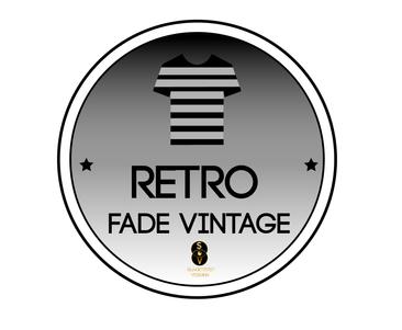 Retro Fade Vintage logo