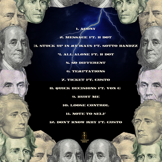 Conflicted Personalities back cover