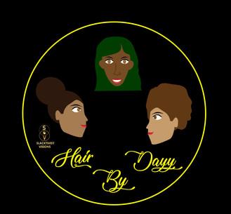 Hair by dayy logo