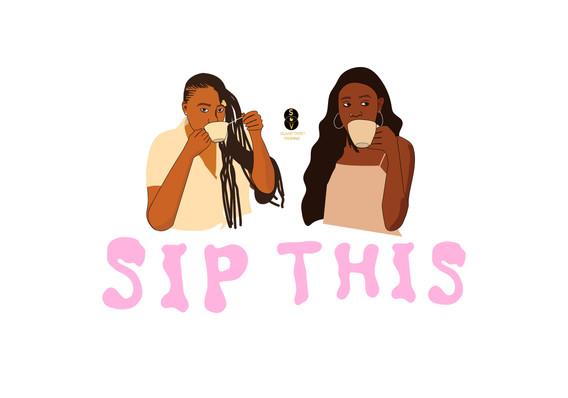 Sip This logo