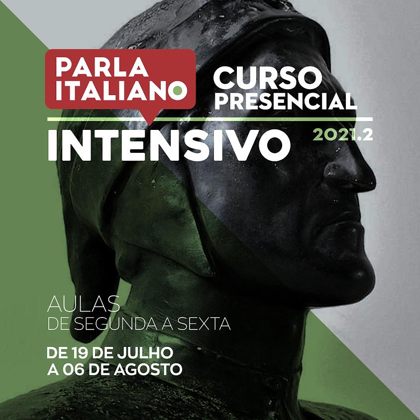 CURSO DE ITALIANO PRESENCIAL | INTENSIVO