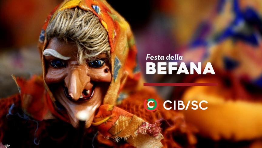 FESTA DA BEFANA: a celebração do dia de reis na Itália