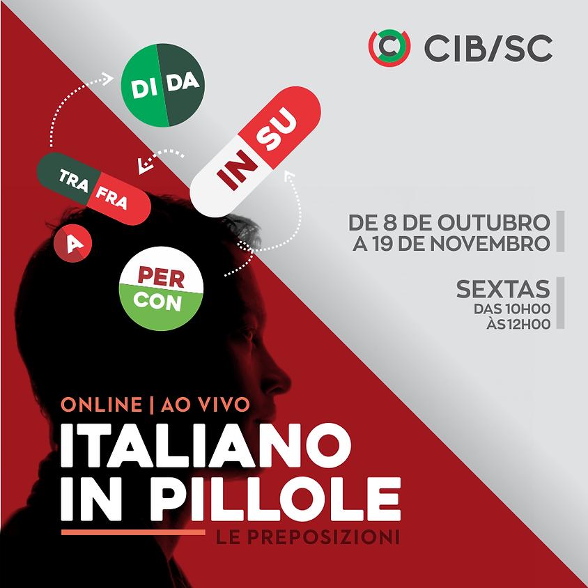 ITALIANO IN PILLOLE   Le preposizioni   ONLINE