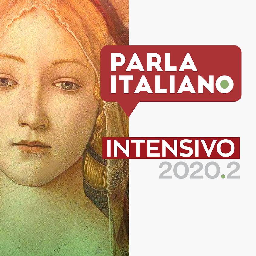 CURSO INTENSIVO DE ITALIANO 2020.2