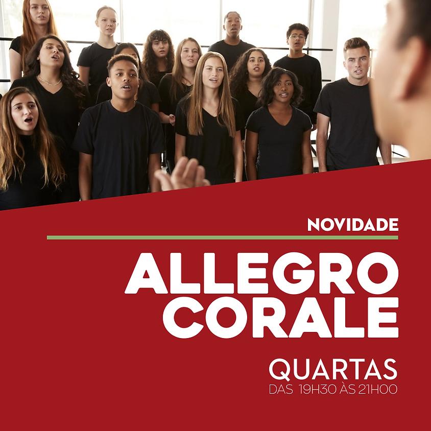 ALLEGRO CORALE | Curso de canto coral