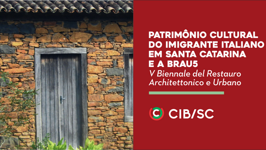 Patrimônio cultural do imigrante italiano em Santa Catarina na BRAU5