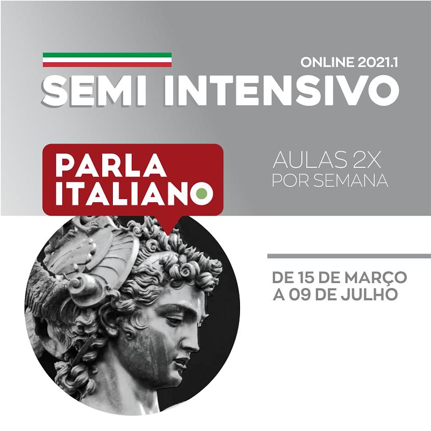 SEMI-INTENSIVO DE ITALIANO 2021.1