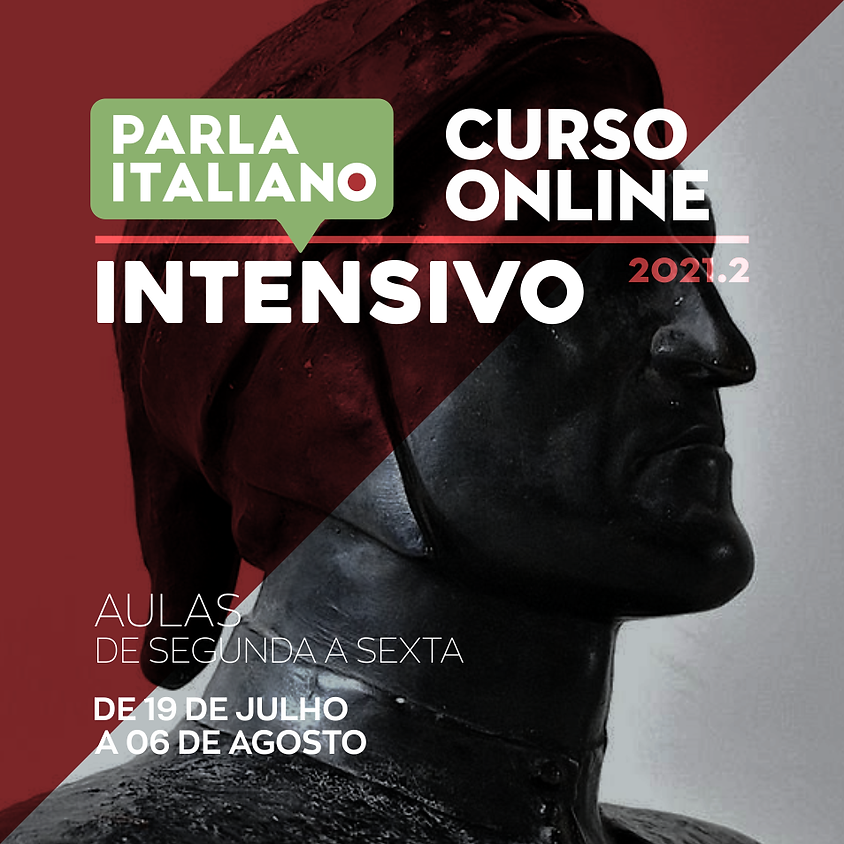 CURSO DE ITALIANO ONLINE   INTENSIVO