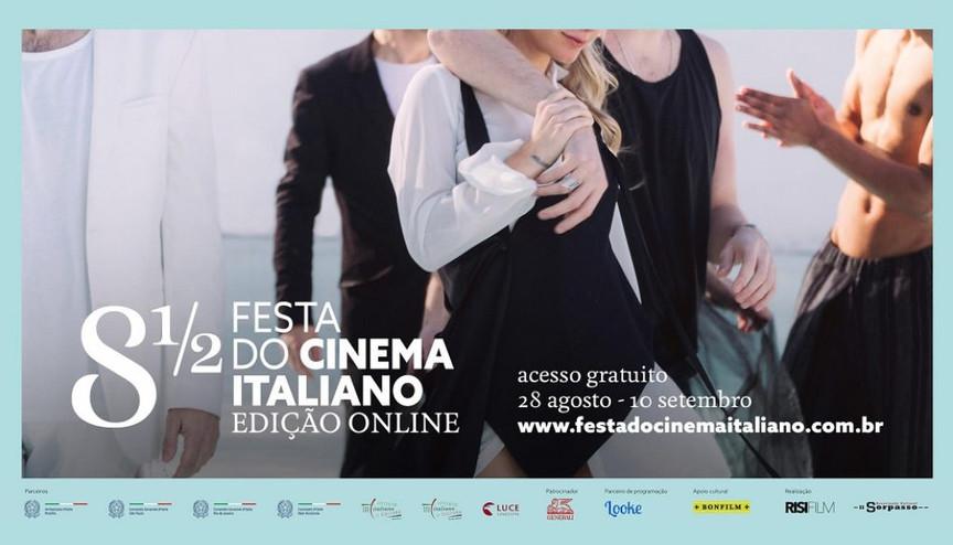 Festa do Cinema Italiano | Edição Online