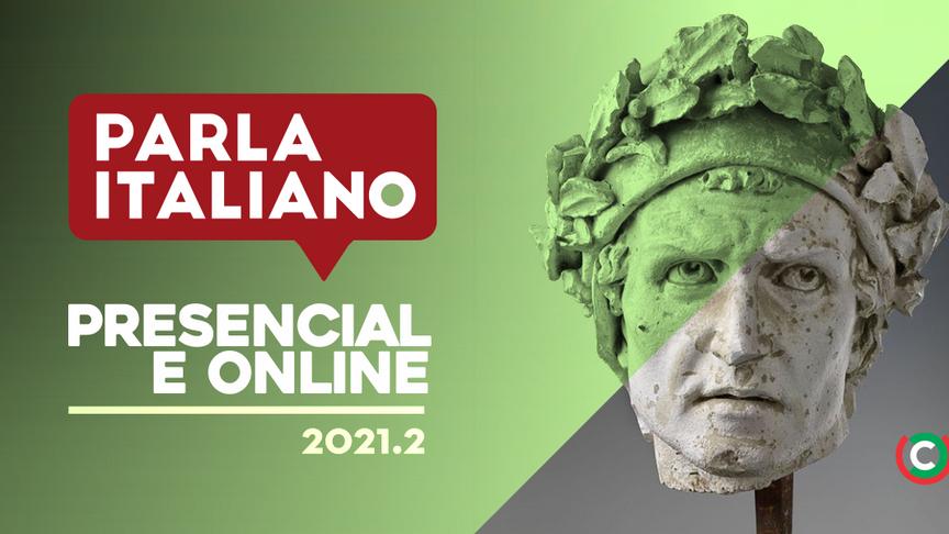 CURSO DE ITALIANO NO CIB/SC 2021.2