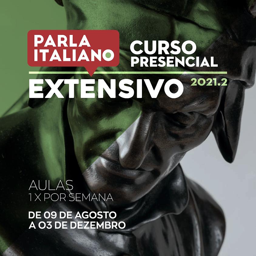 CURSO DE ITALIANO PRESENCIAL | EXTENSIVO