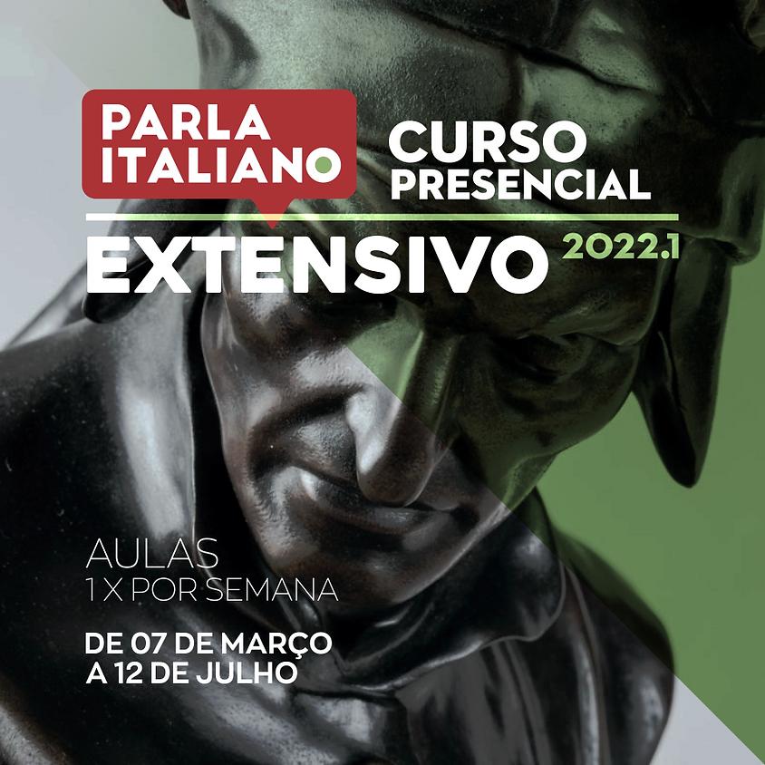 CURSO DE ITALIANO EXTENSIVO | PRESENCIAL