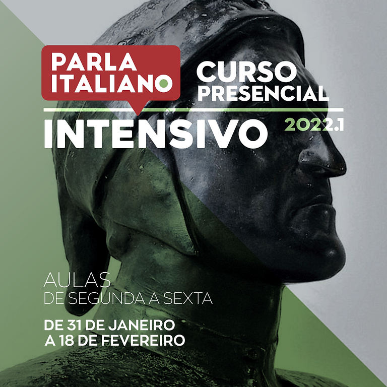 CURSO DE ITALIANO INTENSIVO | PRESENCIAL