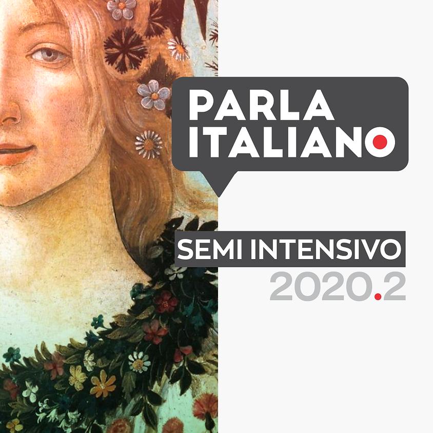 CURSO SEMI-INTENSIVO DE ITALIANO 2020.2