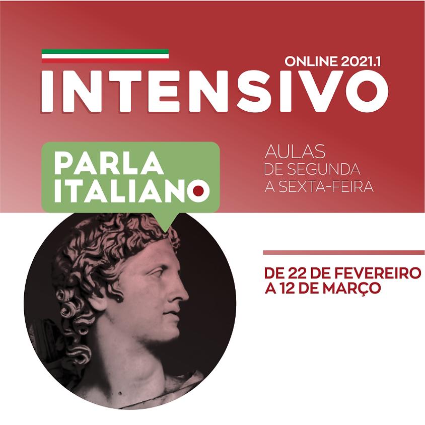 INTENSIVO DE ITALIANO 2021.1