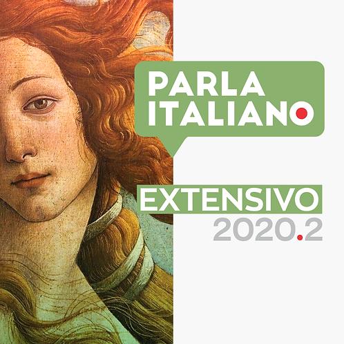 EXTENSIVO DE ITALIANO 2020.2