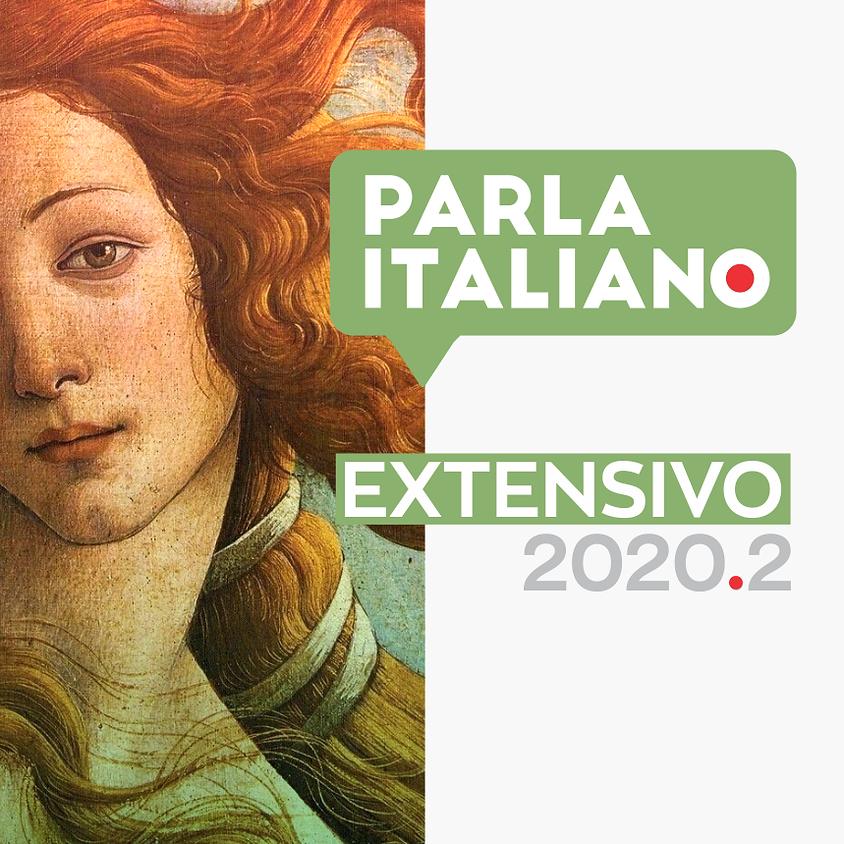 CURSO EXTENSIVO DE ITALIANO 2020.2