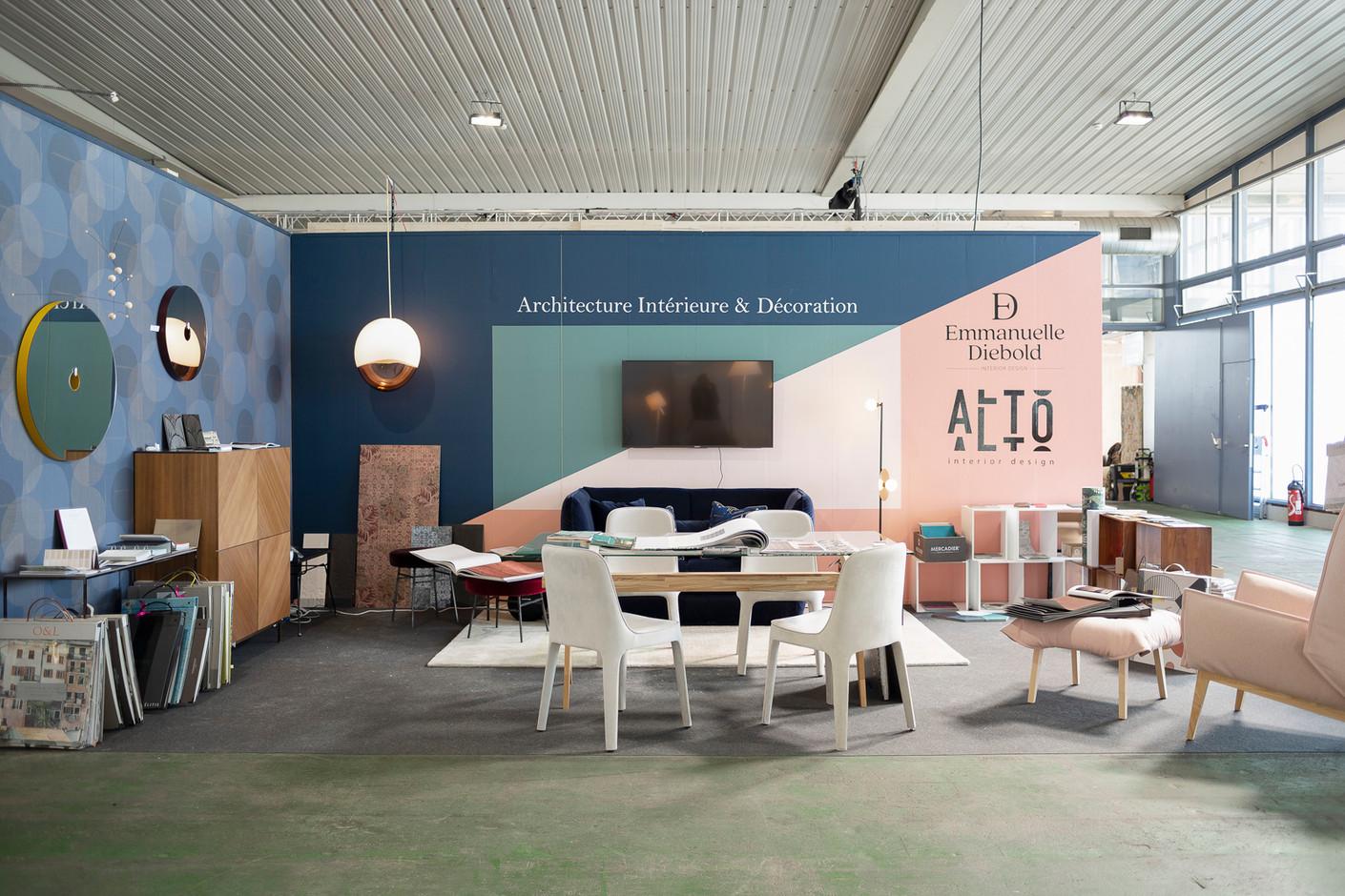 Emmanuelle Diebold + Alto Interior Design