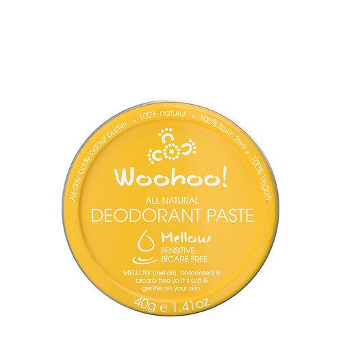 Mellow Deodorant Paste (40g)