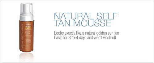 Natural Self Tan Mousse