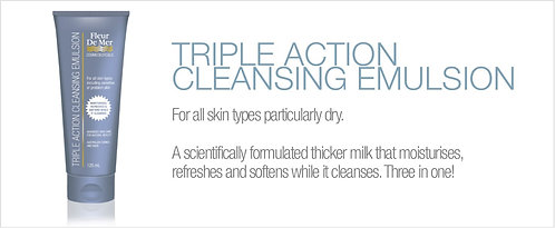 Triple Action Cleansing Emulsion