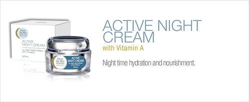 Active Night Cream