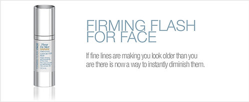 Firming Flash for Face