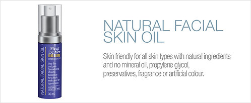 Natural Facial SkinOil