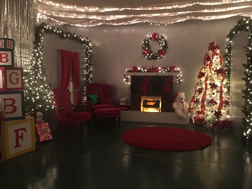 santa room