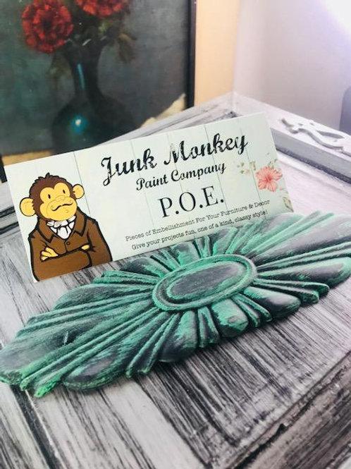 Junk Monkey POE - Large Plate