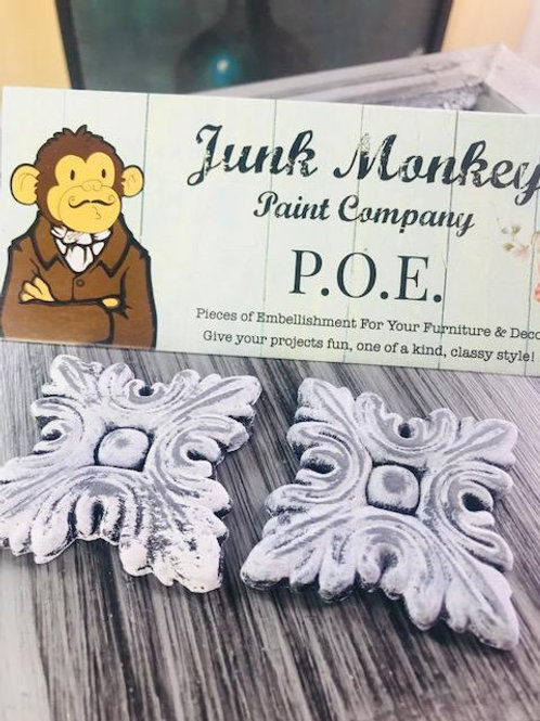 Junk Monkey POE - Set of Squares