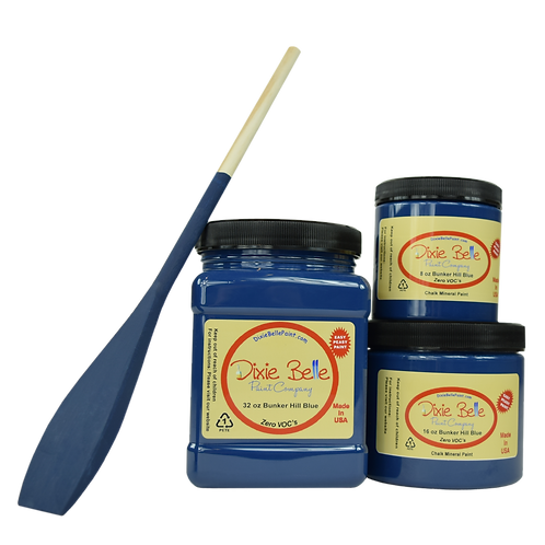 Dixie Bell Chalk Mineral Paint - Bunker Hill