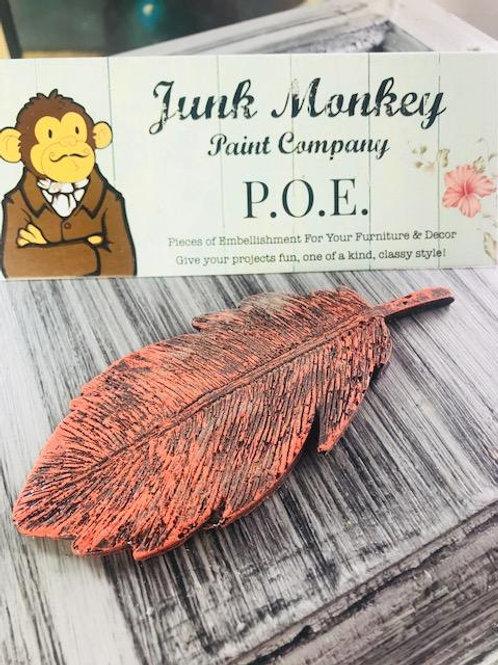 Junk Monkey POE - Feather