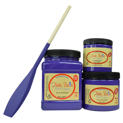 Dixie Bell Chalk Mineral Paint - Amethyst