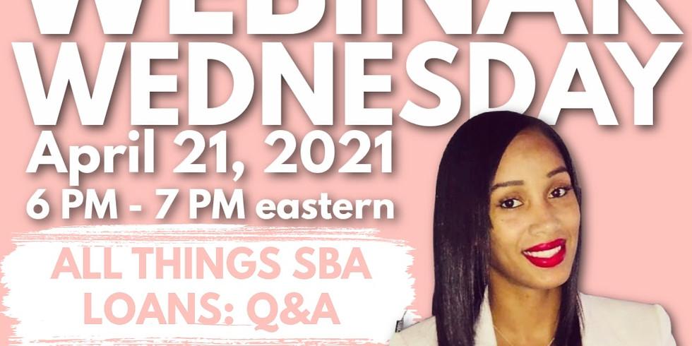 All Things SBA Loans: Q&A