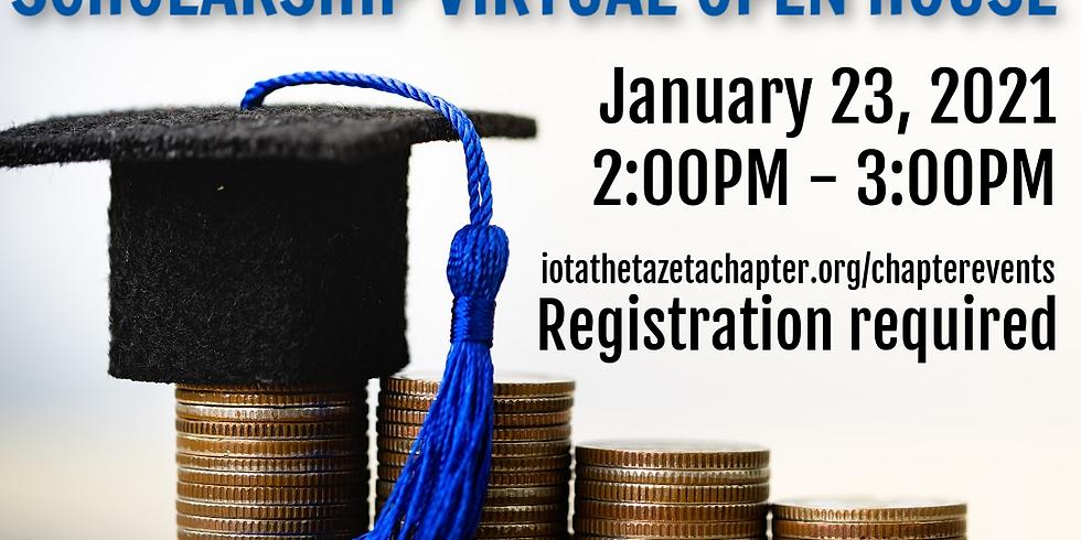 Scholarship Virtual Open House